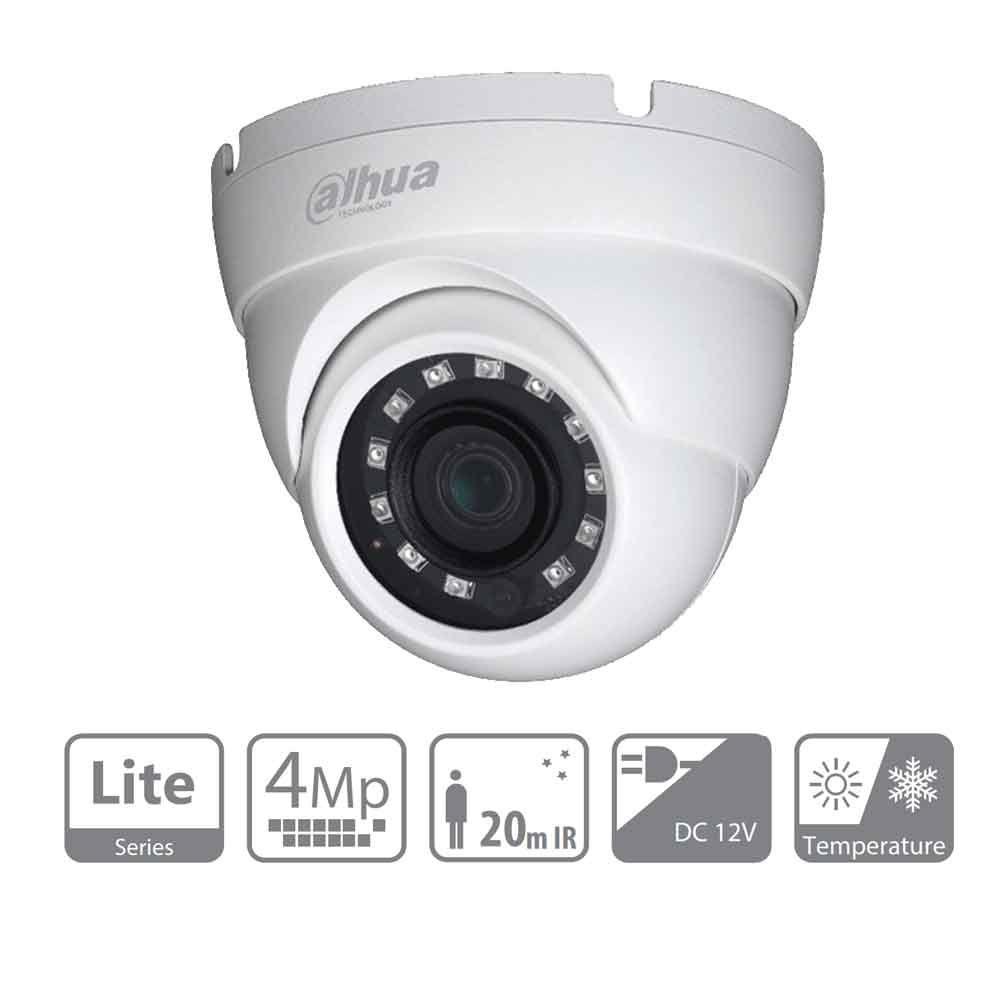داهوا كاميرا مراقبة داخلية 4 ميجا بيكسل HDW1400M توبى مصر
