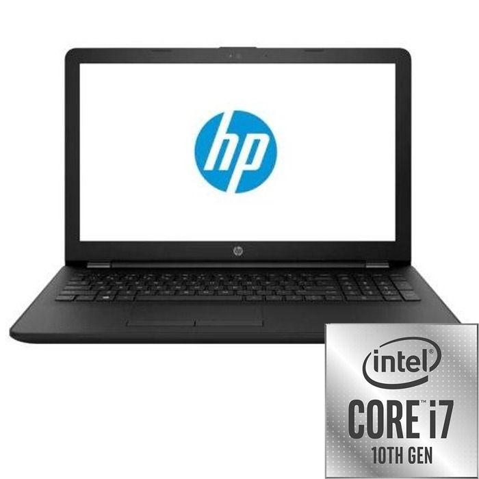 "HP-15-da2004ne (Intel® Core™Ci7-10510U - 16GB - 2TB - NVIDIA® GeForce® MX130 4 GB - 15.6"" HD) Black"