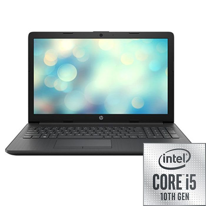 "HP-Laptop 15-da2189nia (Intel® Core™ i5-10210U - 8GB - 1TB - NVIDIA® GeForce® MX130 4GB - 15.6"" HD) Jet Black"